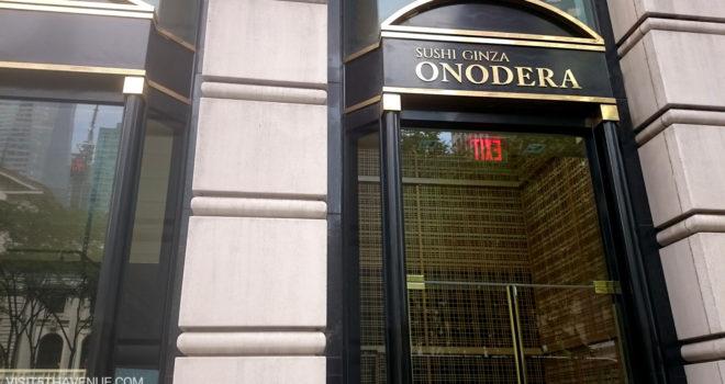 Sushi Ginza Onodera 475 5th Avenue