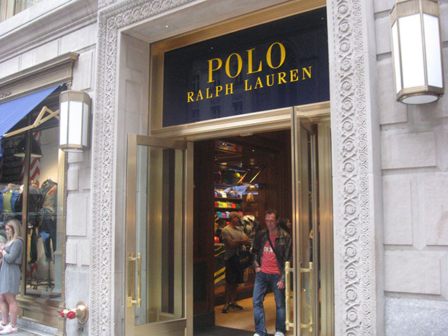 Ralph Lauren 711 5th Avenue