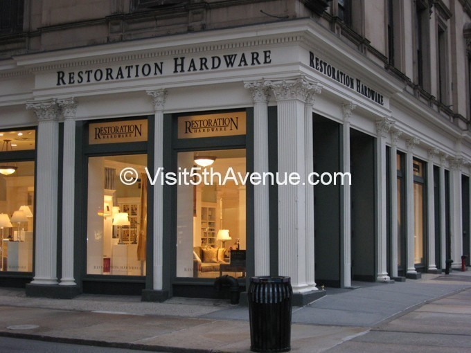 Restoration hardware for Restoration hardware online shopping