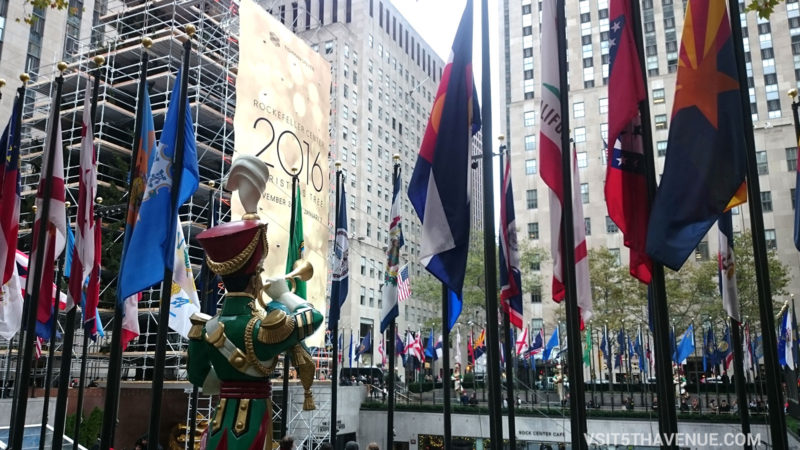 Rockefeller Center 620 5th Avenue