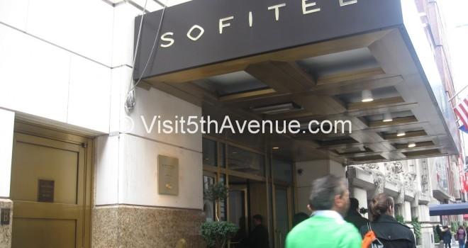 Sofitel Hotel**** 44th Street & 5th Avenue