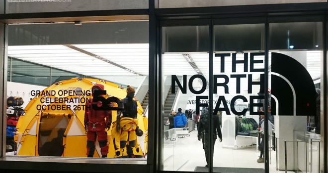 The North Face 510 5th Avenue