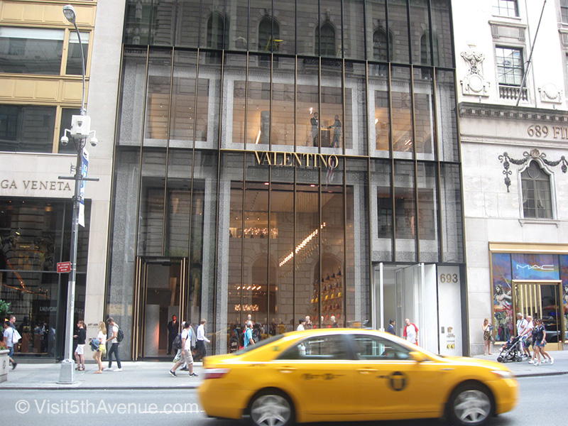Fifth Avenue Clothing Store Locator