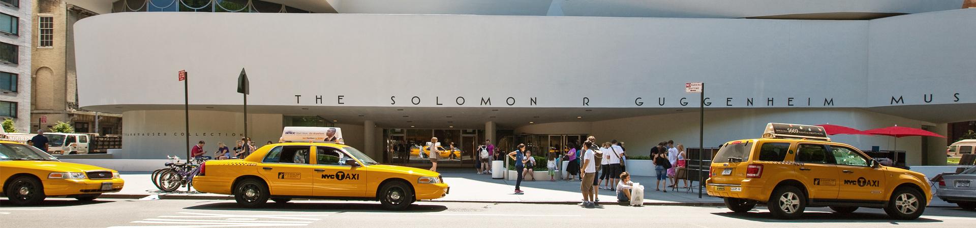 Guggenheim Museum 5th Avenue