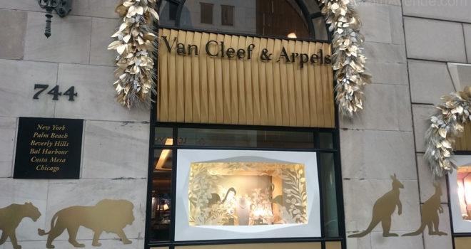 Van Cleef & Arpels 744 5th Avenue