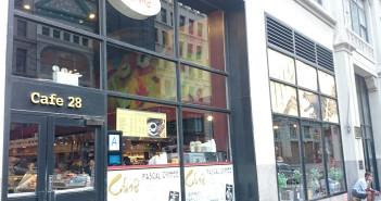 Cafe 28 245 5th Avenue