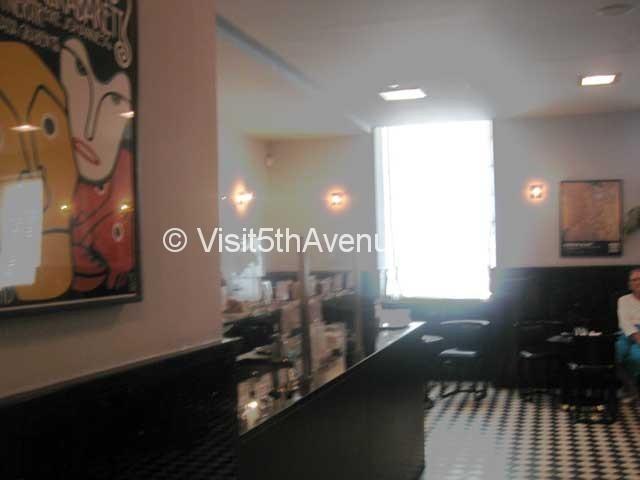 Café Fledermaus 1048 5th Avenue