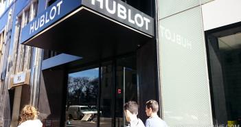 Hublot Boutique 743 5th Avenue