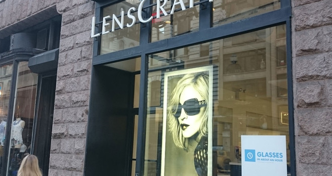 Lenscrafters 150 5th Avenue