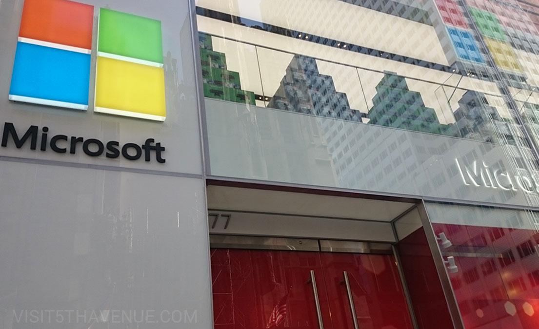 Microsoft 677 5th Avenue