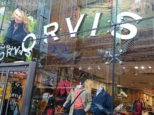 Orvis 489 Fifth Avenue